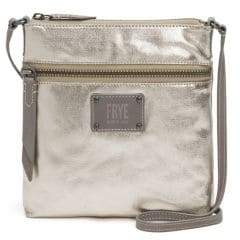 Frye Ivy Metallic Crossbody Bag