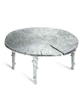 Michael Aram Enchanted Forest Polished Coffee Table