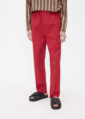 Lemaire Twill Elasticated Pant