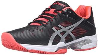 ASICS Women's Gel-Solution Speed 3 Clay Tennis Shoe $69.20 thestylecure.com