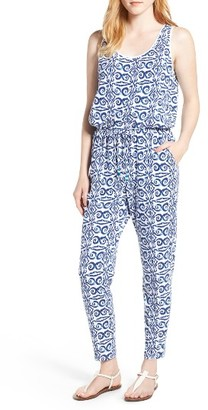 Women's Vineyard Vines Salt Island Jumpsuit $118 thestylecure.com