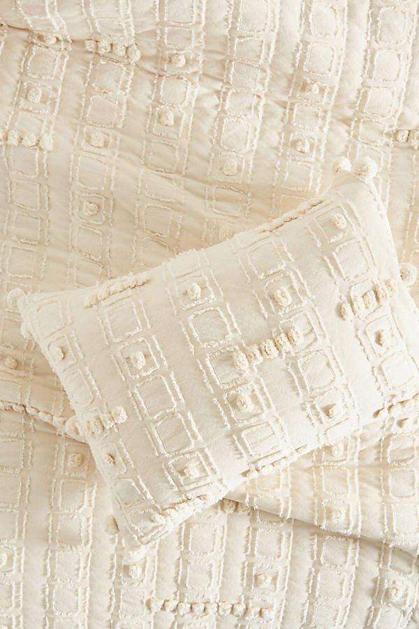 Pommed Kimbra Kissenhüllen - Ivory
