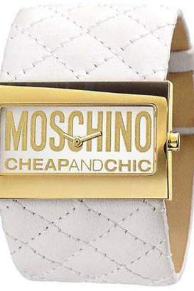 Moschino Ladies Time For Fashion Watch MW0016