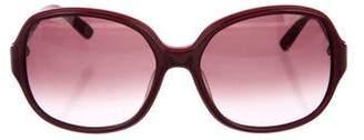 Valentino Oversize Square Sunglasses