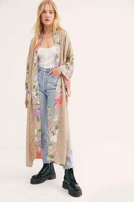 Spell And The Gypsy Collective Waterfall Maxi Duster