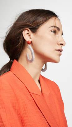 Rachel Comey Cartwheel Earrings
