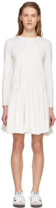 Edit White Circle Skirt Dress