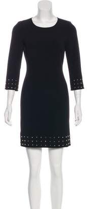 MICHAEL Michael Kors Embellished Shift Dress