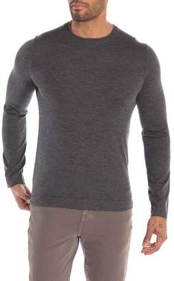 Theory Crew Neck Cashmere Sweater