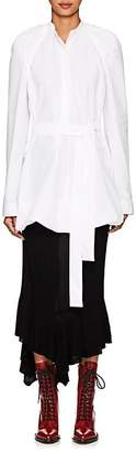 "J.W.Anderson Women's ""Floating Sleeve"" Cotton Blouse"