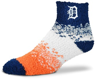 For Bare Feet Women's Detroit Tigers Marquee Sleep Socks