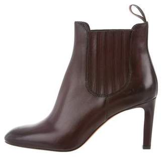 Santoni Leather Ankle Boots w/ Tags