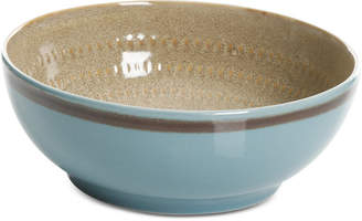 Gibson CLOSEOUT! Elite Reactive Glaze Amber Cereal Bowl, Created for Macy's