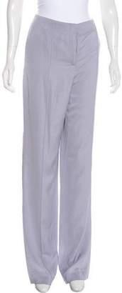 Diane von Furstenberg Pleat Front High-Rise Pants w/ Tags