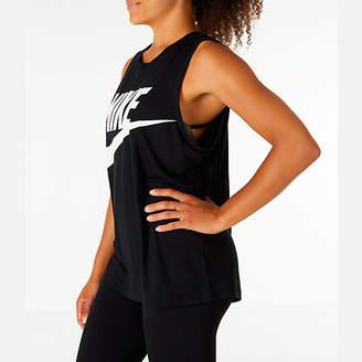 Nike Women's Sportswear Essential Muscle Tank