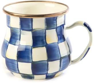 Mackenzie Childs Royal Check Mug