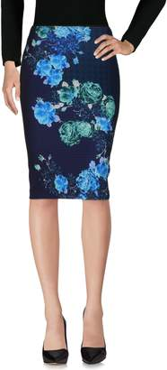 Pinko Knee length skirts - Item 35341463LX