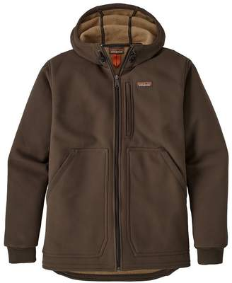 Patagonia Men's Burly Man Hooded Jacket