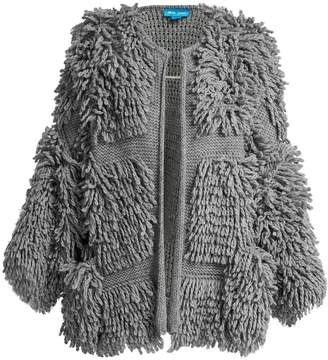 MiH Jeans Jesper loop-knit cardigan