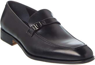 Salvatore Ferragamo Destin Leather Loafer