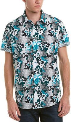 Robert Graham Lapstone Classic Fit Woven Shirt