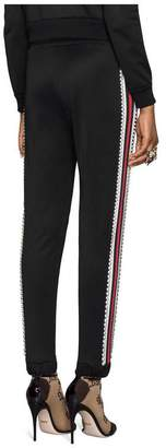 Gucci Technical jersey jogging pant