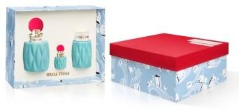 Miu MiuMiu Miu Eau De Parfum Set (Limited Edition) ($165 Value)