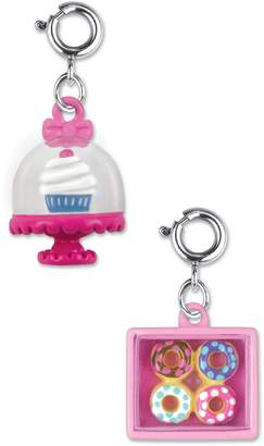 High Intencity CHARM IT!(R) 2-Pack Cupcake & Donut Charms