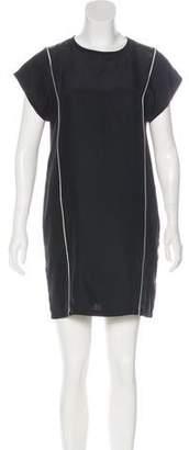 ATM Anthony Thomas Melillo Silk Shift Dress