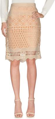 KENDALL + KYLIE Knee length skirts - Item 35363828BQ