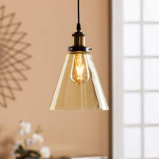 Tani Colored Glass Mini Pendant Lamp