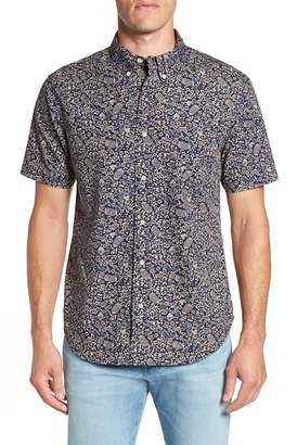 Reyn Spooner North Shore Juice Regular Fit Sport Shirt