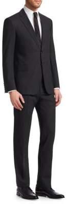 Emporio Armani Micro Check Suit
