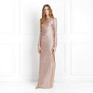 Rachel Zoe Alice Fluid Sequin Gown