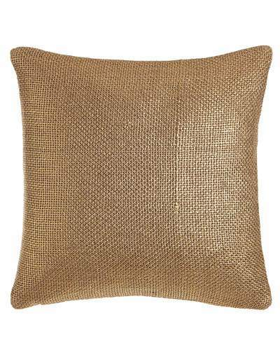 Ann Gish Ann Gish Gold Glaze Pillow