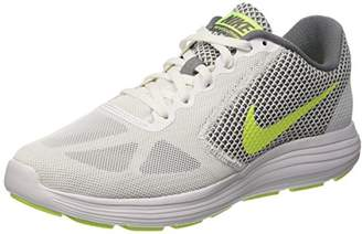 Nike Adidas Revolution 3, Men's Running Shoes,(40.5 EU)