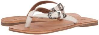Frye Ally Western Flip-Flop Women's Sandals