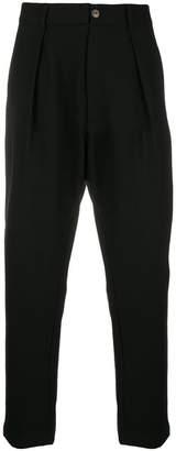 Societe Anonyme Super Pleats trousers