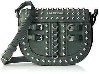 Love Moschino Borsa Pebble Grain Pu, Women's Shoulder Bag,6x17x22 cm (B x H T)