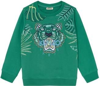 Kenzo Hawaii Icon Tiger Sweatshirt