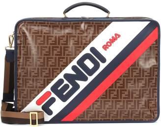 Fendi MANIA printed travel bag