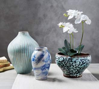 Pottery Barn Potted Flower