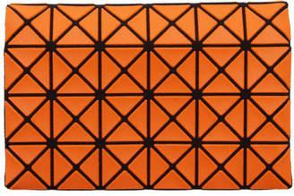 Bao Bao Issey Miyake Orange Oyster Wallet