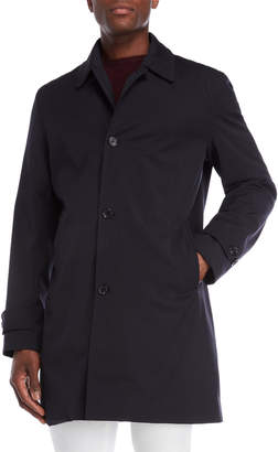 MICHAEL Michael Kors Single-Breasted Franklin Coat