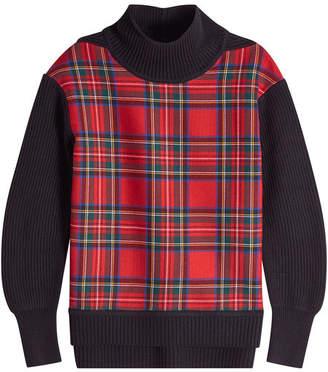 Burberry Tartan Sweater