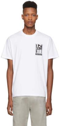Yang Li White Insomnia Drugs T-Shirt
