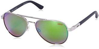 Revo Raconteur RE 1011 Polarized Aviator Sunglasses $91 thestylecure.com