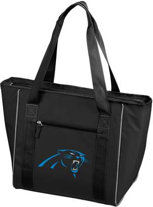 Logo Brand Carolina Panthers 30-Can Cooler Tote