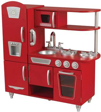 Kid Kraft Red Vintage Play Kitchen