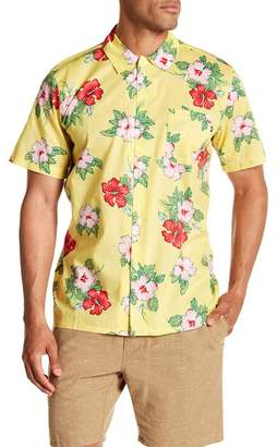 Obey Kane Short Sleeve Regular Fit Shirt